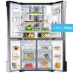Refrigerator withouut secrets
