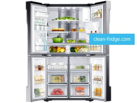 Refrigerator without secrets